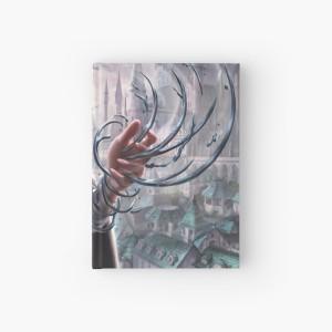 hardback notebook, fantasy home decor, fantasy art decor, author E.E. Rawls, Draev Guardians merch, fantasy book series swag, fantasy book merch, fantasy book notebook, fantasy book accessories, book apparel, book swag throw notebook, fantasy book art, vampire books, blue notebook, red notebook, vampire notebook, red wings, gold wings, wings art notebook, bat wings notebook, dragon notebook,